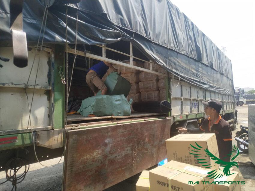 Chành xe gửi hàng đi Gia Lai từ TPHCM