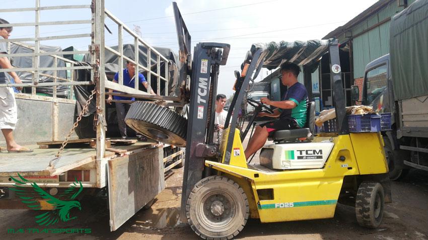 Dịch vụ vận chuyển hàng hóa Mai Transports