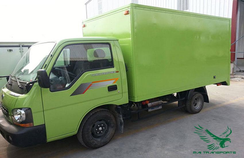 Thuê xe tải chở hàng giá rẻ