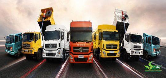 Cho thuê xe tải tự lái giá rẻ