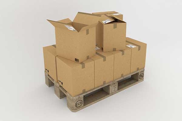 đóng gói hàng hóa vận chuyển