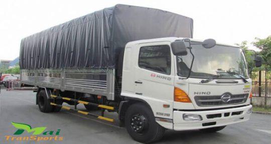 Dịch vụ vận tải từ Hồ Chí Minh đi Đà Nẵng