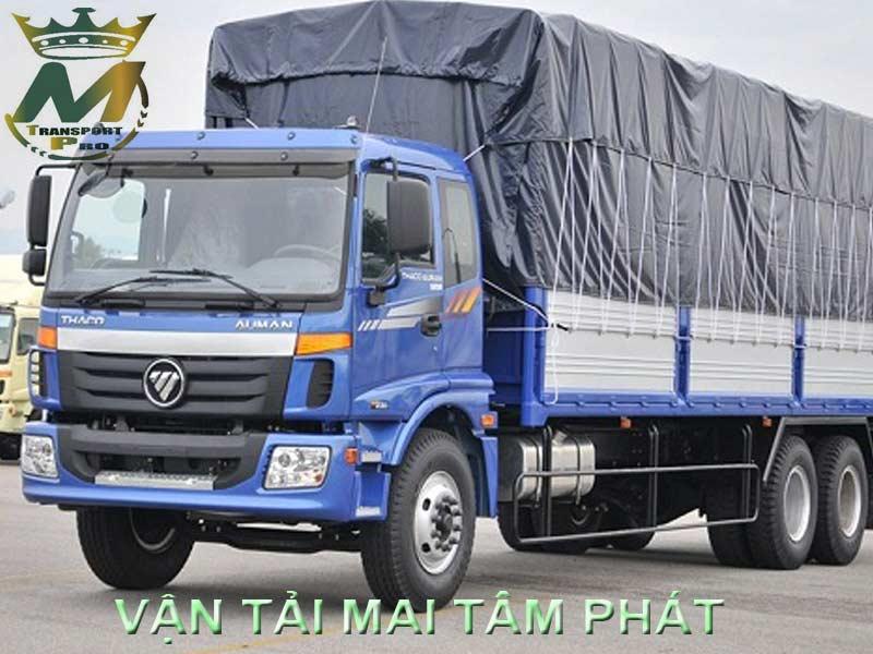 Chành Xe Tải Chuyển Hàng từ TPHCM đi Đà Nẵng