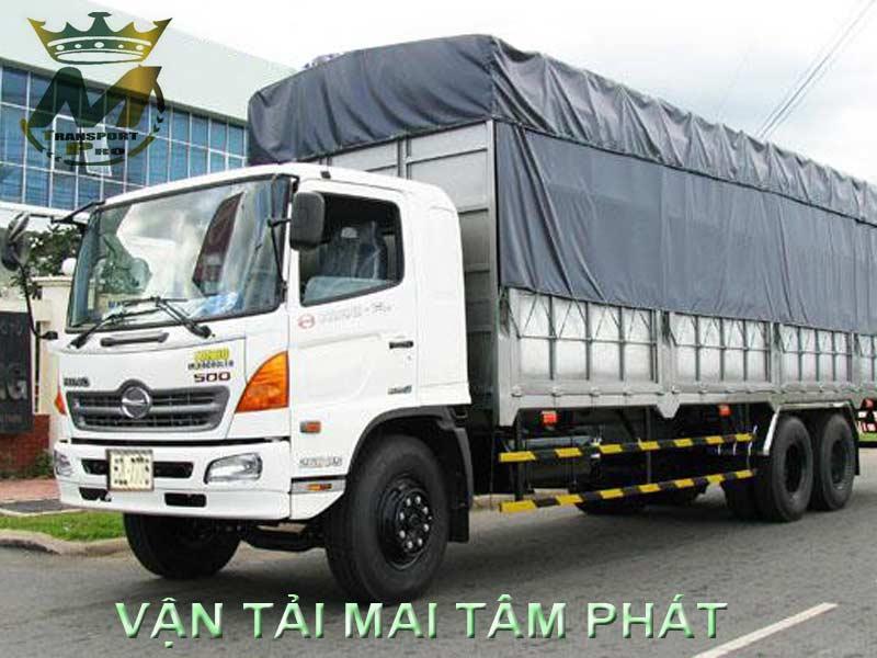 Vận chuyển hàng Hồ Chí Minh đi Đà Nẵng