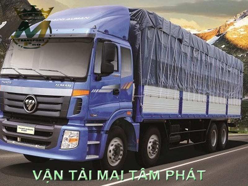 Công ty vận tải Hồ Chí Minh đi Hà Nội