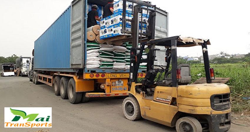 Dịch vụ vận chuyển hàng hóa sài gòn đi đà nẵng