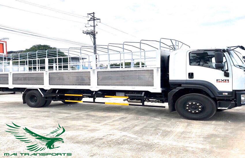 Cho thuê xe tải 20 tấn