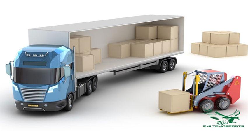 Hình thức vận chuyển hàng hóa