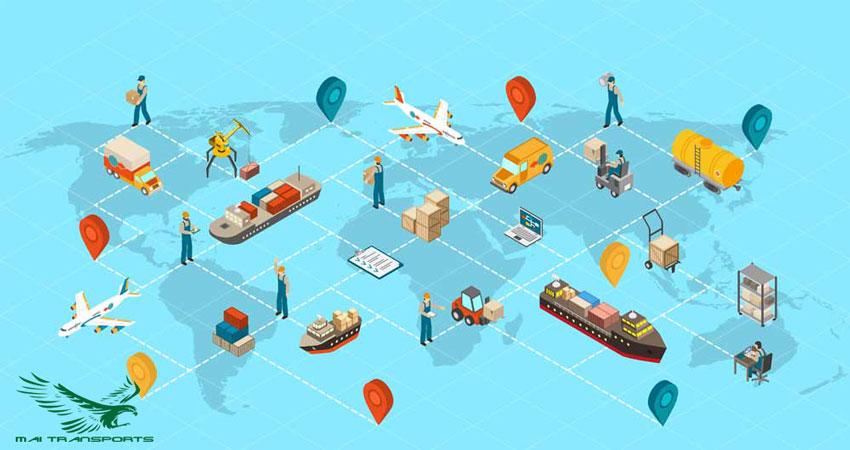 Những hình thức vận chuyển hàng hóa hiện nay