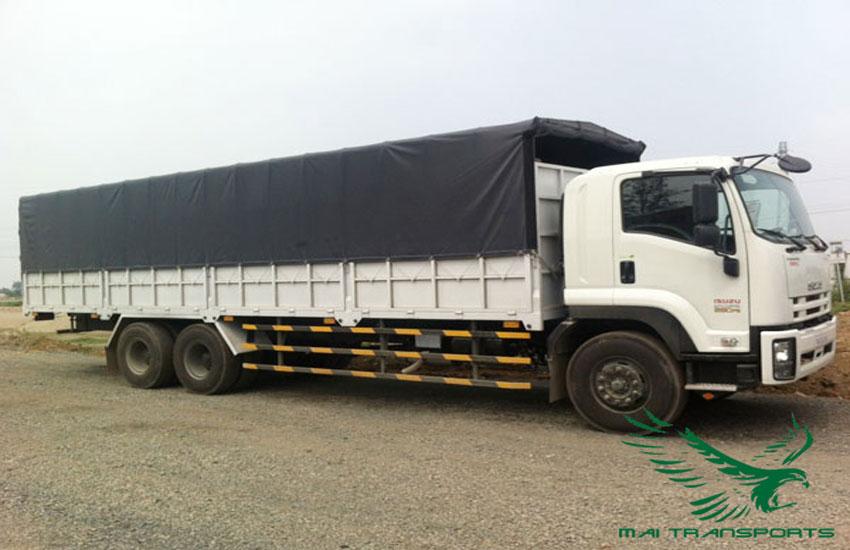 Thuê xe tải 15 tấn chuyển hàng