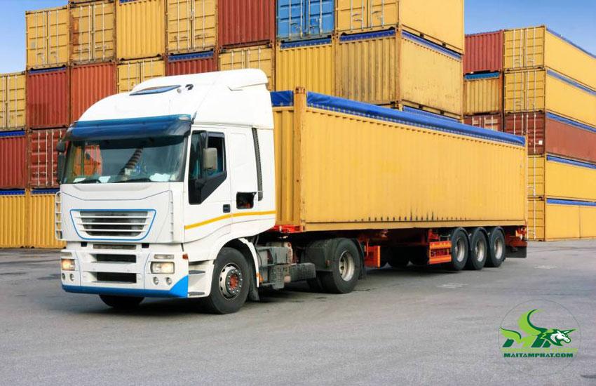 Xe container là gì?