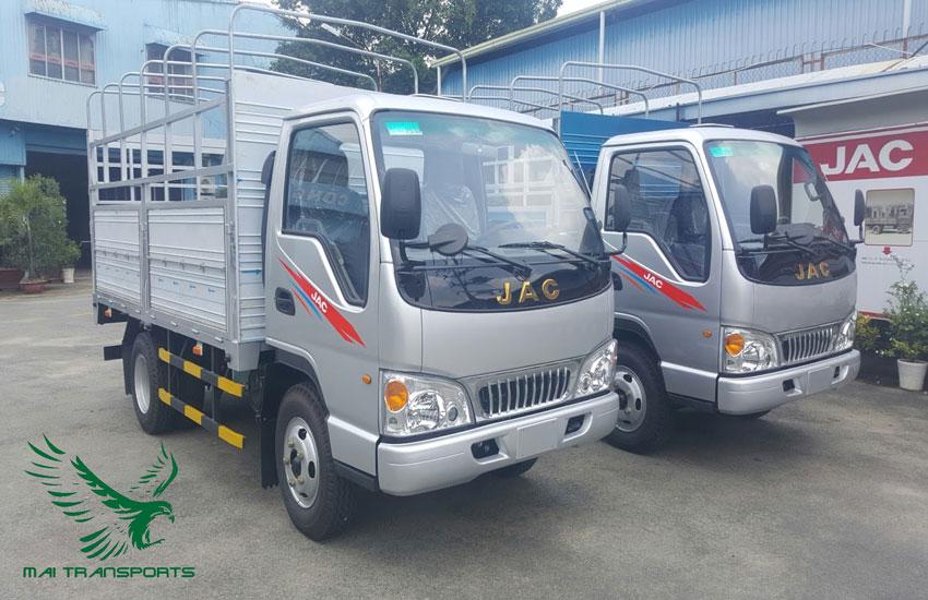 Có nhiều lựa chọn thuê xe tải nhỏ chở hàng