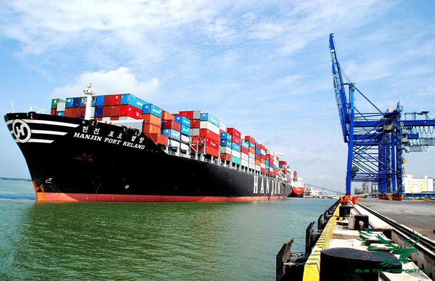 Vận chuyển container đường biển là gì?