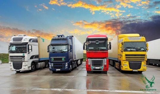 Dịch vụ vận tải hàng hóa hiện nay