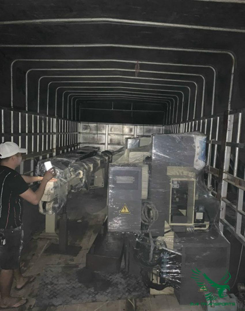 Quy trình vận chuyển hàng hóa chuyên nghiệp
