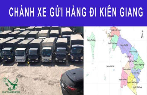 Chành xe gửi hàng đi Kiên Giang