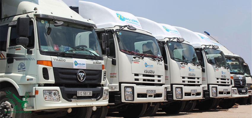 Dịch vụ vận chuyển hàng hóa uy tín, chuyên nghiệp