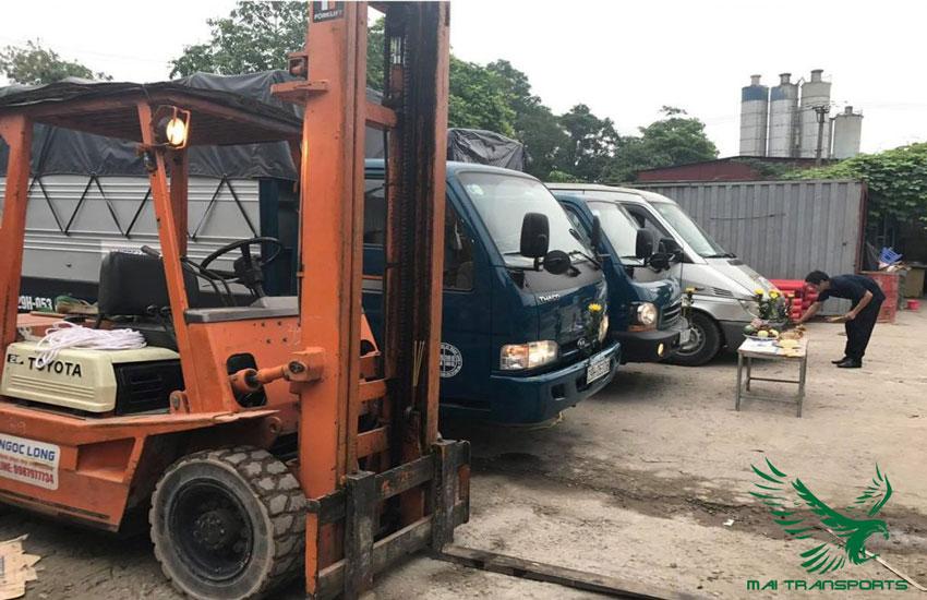 Dịch vụ chành xe Bình Thuận an toàn, giá rẻ hiện nay