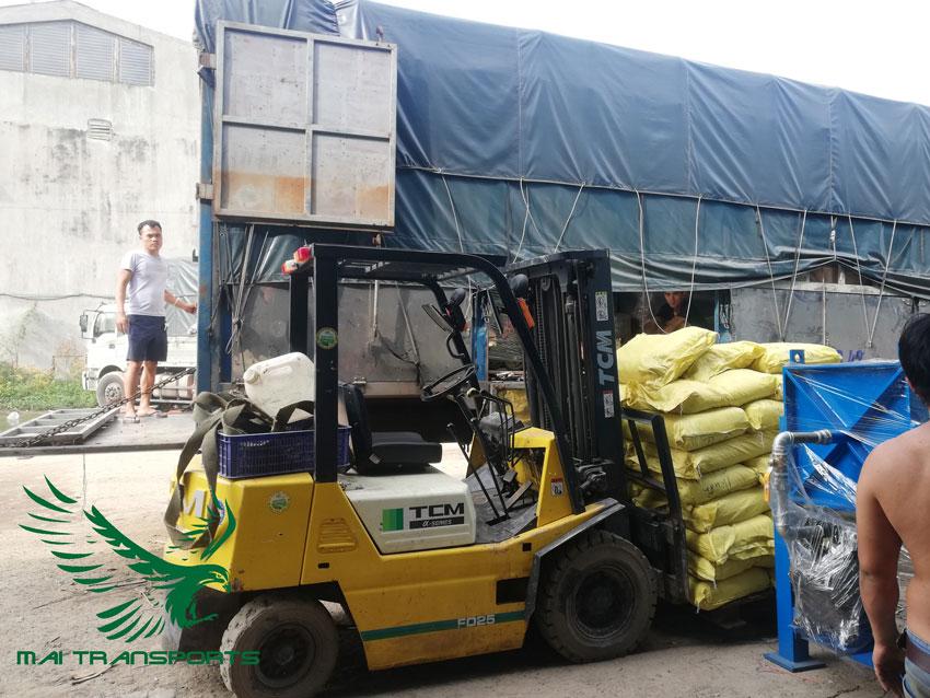 Mai transport nhận vận chuyển nhiều loài mặt hàng đi bắc ninh