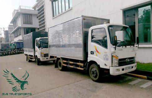 Cho thuê xe tải nhỏ 2 tấn nội thành hcm