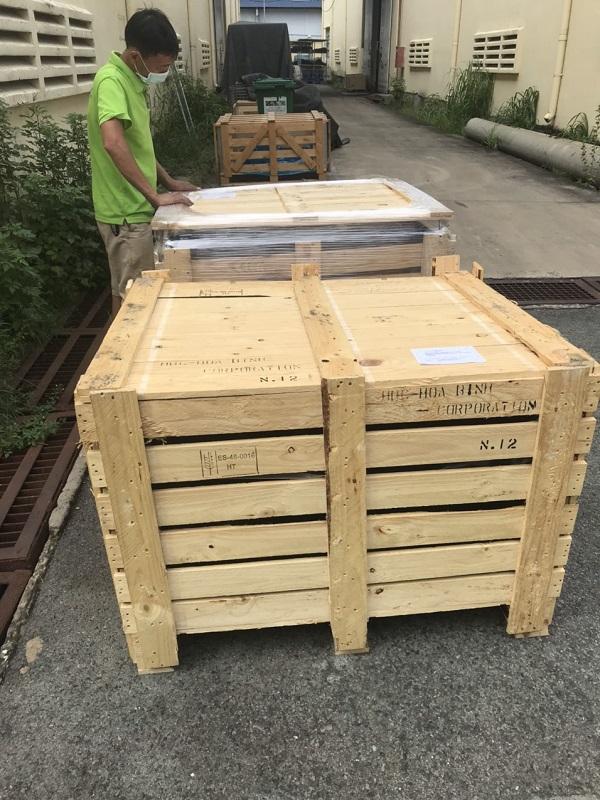 Mỗi hàng hoá cần có quy cách đóng gói riêng để đảm bảo sự an toàn