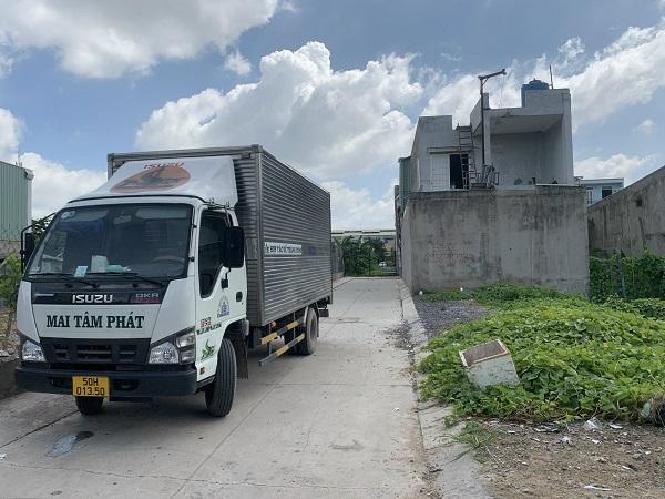 Xe tải thùng kín giúp tránh các điều kiện thời tiết tốt hơn